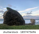 Giant Rock Formations Near...