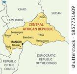 central african republic  ...   Shutterstock .eps vector #1857751609