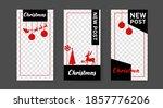 social media post templates for ... | Shutterstock .eps vector #1857776206