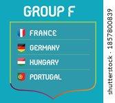 european football championship... | Shutterstock .eps vector #1857800839