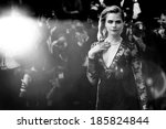 cannes  france   may 15  model... | Shutterstock . vector #185824844