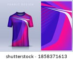 fabric textile for sport t... | Shutterstock .eps vector #1858371613