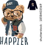 Mr. Happier T Shirt Design With ...