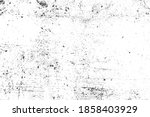 destroyed crumbled plaster on... | Shutterstock .eps vector #1858403929