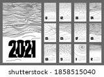 modern stylish calendar... | Shutterstock .eps vector #1858515040