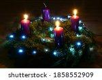 Third Advent  Advent Wreath...