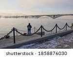 Krasnoyarsk  Russia November 1...