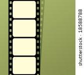 film | Shutterstock .eps vector #18588788