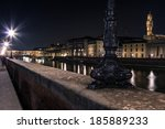 firenze at night | Shutterstock . vector #185889233