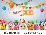 postcard invitation to party... | Shutterstock .eps vector #1858968403