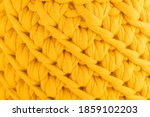 Knitted Fabric Braids. Handmade ...