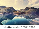 norway landscapes | Shutterstock . vector #185910980