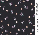 amazing seamless floral pattern ... | Shutterstock .eps vector #1859130703