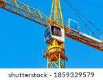 Yellow High Rise Construction...