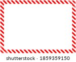 red diagonal bands with... | Shutterstock . vector #1859359150