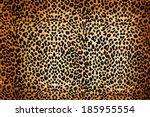 Wild Animal Pattern Background...