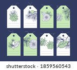 christmas and new year tags... | Shutterstock .eps vector #1859560543