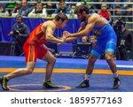 Match Between Bohdan Hrytsai ...