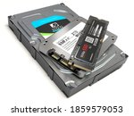 Hard Disk Drive Hdd  Solid...