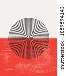 modern poster art. abstract...   Shutterstock .eps vector #1859594143