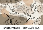 seamless pattern with abstract...   Shutterstock .eps vector #1859601466