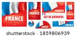 vector set of banners with the... | Shutterstock .eps vector #1859806939