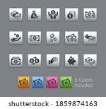 money icons    satinbox series  ... | Shutterstock .eps vector #1859874163
