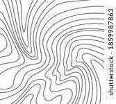 Distorted Wave Monochrome...