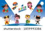 little funny cartoon...   Shutterstock .eps vector #1859993386