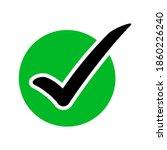 vector illustration of green...   Shutterstock .eps vector #1860226240