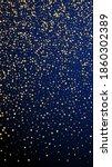festive divine confetti.... | Shutterstock .eps vector #1860302389