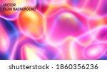 vector abstract background.... | Shutterstock .eps vector #1860356236