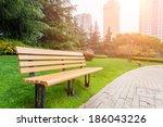 city park | Shutterstock . vector #186043226