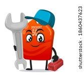 vector illustration of tag... | Shutterstock .eps vector #1860437623