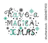 Have A Magical Christmas...
