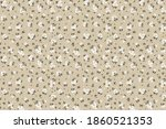 Seamless Floral Pattern. Ditsy...