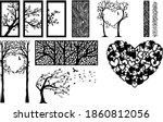 exclusive ornamental elements...   Shutterstock .eps vector #1860812056