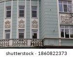 russian city yaroslavl... | Shutterstock . vector #1860822373