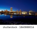 Sunset To Dusk Milwaukee City...