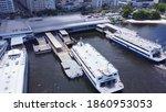 Boat Rio And Niteroi  Guanabara ...