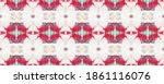 tie dye seamless pattern.... | Shutterstock . vector #1861116076