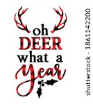 oh deer  what a year   text...
