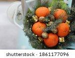 Christmas Bouquet Of Fir...