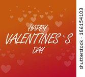 hearts | Shutterstock . vector #186154103