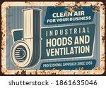 kitchen hoods and ventilation...   Shutterstock .eps vector #1861635046