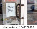 kiel  germany  nov 25  2020  ...   Shutterstock . vector #1861960126