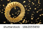 circularly sorted crunchy... | Shutterstock . vector #1862055850