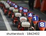 go kart 1 | Shutterstock . vector #1862402