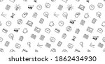 hand drawn doodle style...   Shutterstock .eps vector #1862434930