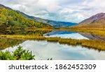 Glen Strathfarrar In Autumn...
